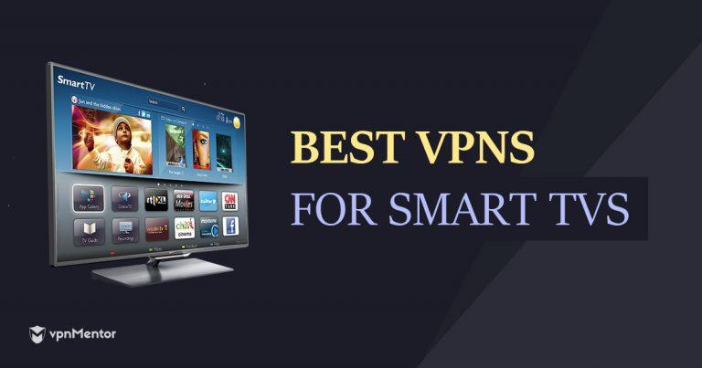 Fin De bedste VPN for Smart TV – hurtig hastighed, billige priser JN-59