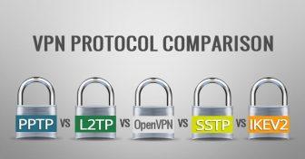 VPN protokol sammenligning: PPTP vs. L2TP vs. Open