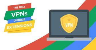 De 5 bedste VPN Chrome extensions i 2018 (som rent