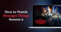 Sådan ser man 2. sæson af Stranger Things overalt