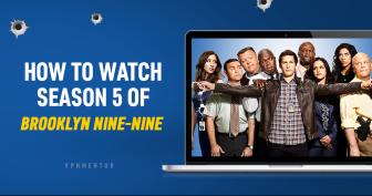 Sådan ser man 5. sæson af Brooklyn Nine-Nine uanset hvor man er