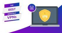 Bedste månedlige VPN for 2018