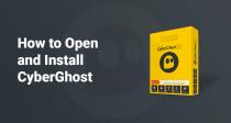 Download og installer CyberGhost i 2021 (hurtigt og nemt)