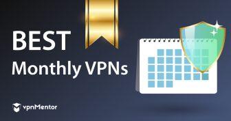 De 3 bedste månedlige VPN'er, der er billige og pålidelige i 2021