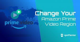 Skift region på Amazon Prime Video på 3 sekunder 2021